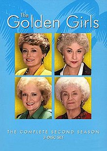 Golden Girls S2