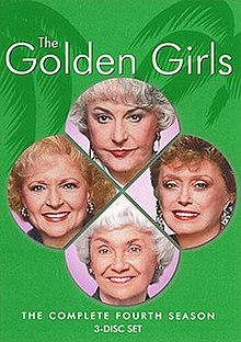 Golden Girls S4
