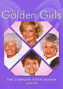 Golden Girls S6