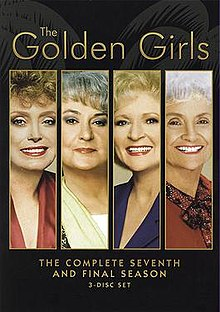 Golden Girls S7