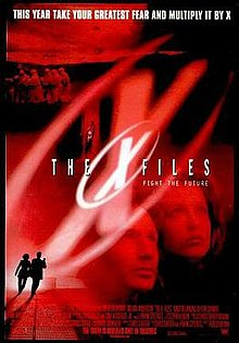 X Files Movie-Fight The Future