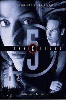 X Files S05