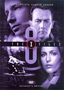 X Files S08