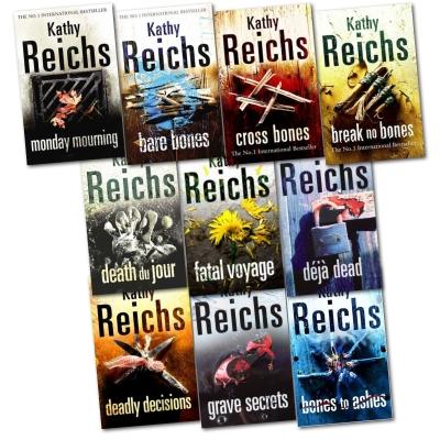 bones book series