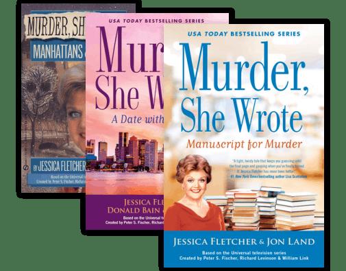 murder she wrote books