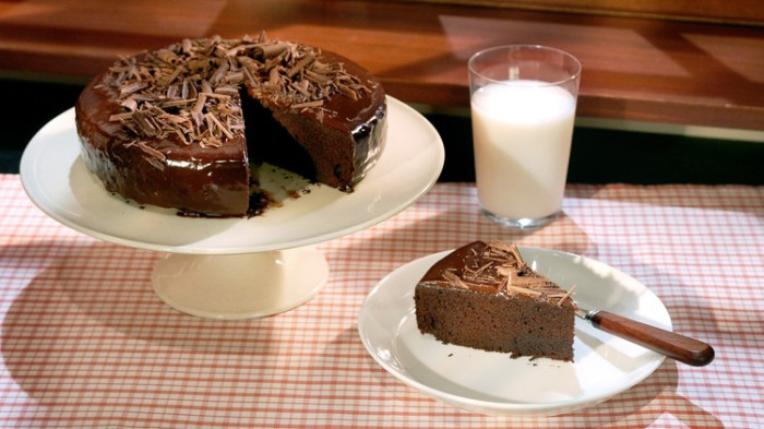 martha stewart chocolate cake